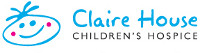 Logo for Claire House.